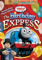 Thomas & Friends: The Birthday Express movie poster (2011) picture MOV_db8b556d