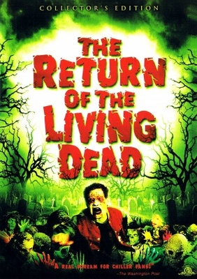 The Return of the Living Dead movie poster (1985) poster MOV_db8f406f