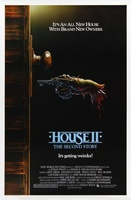 House II: The Second Story movie poster (1987) picture MOV_db95aaad