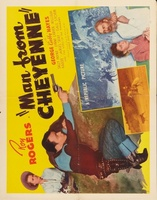 Man from Cheyenne movie poster (1942) picture MOV_db985bca