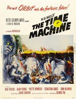 The Time Machine movie poster (1960) picture MOV_db9888a9