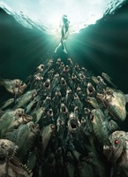 Piranha 3DD movie poster (2012) picture MOV_db9d2926