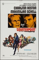 Counterpoint movie poster (1968) picture MOV_db9f1207