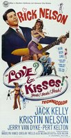 Love and Kisses movie poster (1965) picture MOV_dba3ae4b