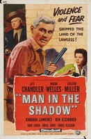 Man in the Shadow movie poster (1957) picture MOV_dba4c14b
