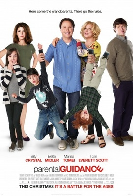 Parental Guidance movie poster (2012) poster MOV_dba99740