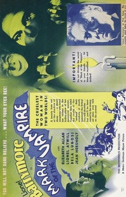Mark of the Vampire movie poster (1935) poster MOV_dbac3fc2