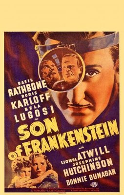 Son of Frankenstein movie poster (1939) poster MOV_dbaecf72