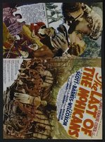 The Last of the Mohicans movie poster (1936) picture MOV_dbafff27