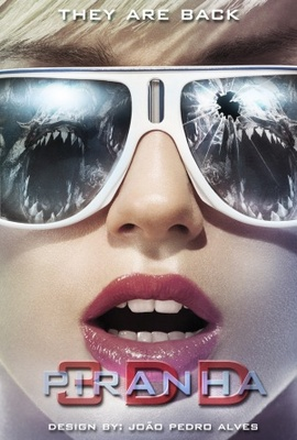 Piranha 3DD movie poster (2011) poster MOV_dbb24e4f