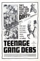 Teenage Gang Debs movie poster (1966) picture MOV_dbb2b538