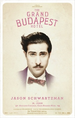 The Grand Budapest Hotel movie poster (2014) poster MOV_dbb401ce