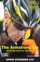 The Armstrong Lie movie poster (2013) picture MOV_dbb4b24f