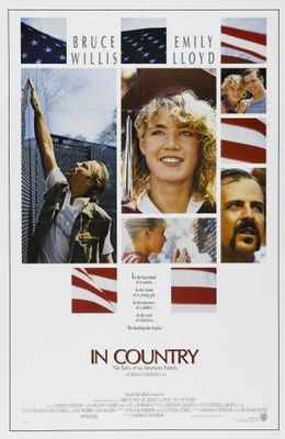 In Country movie poster (1989) poster MOV_dbb6da75