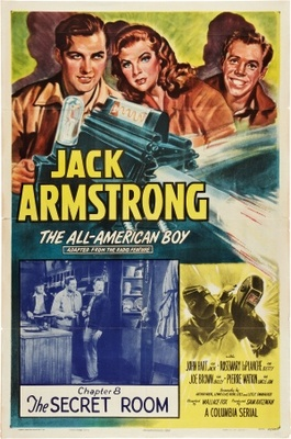Jack Armstrong movie poster (1947) poster MOV_dbc5e1c2