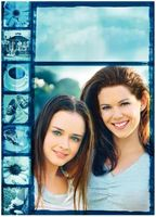 Gilmore Girls movie poster (2000) picture MOV_dbc7efcf