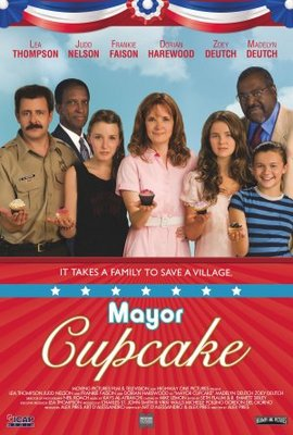 Mayor Cupcake movie poster (2010) poster MOV_dbcaf3de