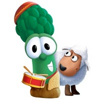 VeggieTales: The Little Drummer Boy movie poster (2011) picture MOV_dbcd12d7