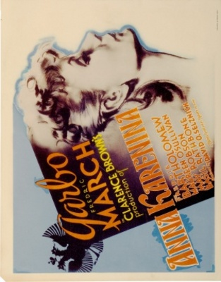 Anna Karenina movie poster (1935) poster MOV_dbce2c6a