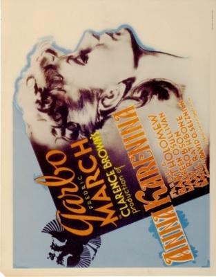 Anna Karenina movie poster (1935) poster MOV_dbce2c6a