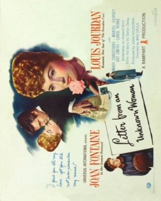 Letter from an Unknown Woman movie poster (1948) poster MOV_dbd01120