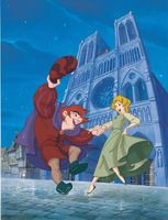 The Hunchback of Notre Dame II movie poster (2002) picture MOV_dbd2f844