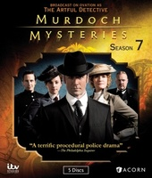 Murdoch Mysteries movie poster (2008) picture MOV_dbdcbc38
