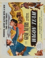 Wagon Team movie poster (1952) picture MOV_dbdead34