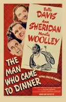 The Man Who Came to Dinner movie poster (1942) picture MOV_dbdfacdb