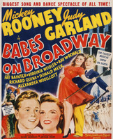 Babes on Broadway movie poster (1941) picture MOV_dbdpabmc