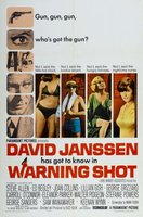 Warning Shot movie poster (1967) picture MOV_dbe2af50