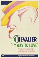 The Way to Love movie poster (1933) picture MOV_dbe32974