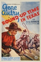 Round-Up Time in Texas movie poster (1937) picture MOV_dbe383f1