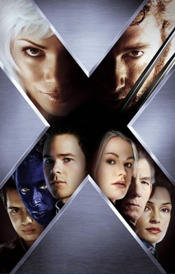 X2 movie poster (2003) poster MOV_dbeb2a48