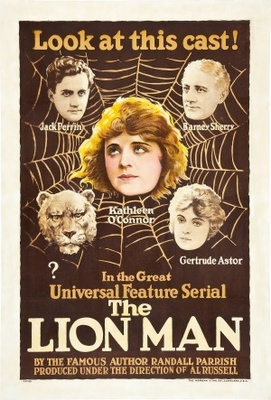 The Lion Man movie poster (1919) poster MOV_dbeb3854