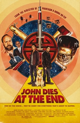 John Dies at the End movie poster (2012) poster MOV_dbef907c