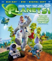 Planet 51 movie poster (2009) picture MOV_dbf31780