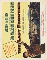 The Last Frontier movie poster (1955) picture MOV_dbf4b8b7