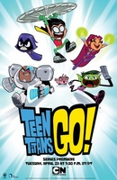 Teen Titans Go! movie poster (2013) picture MOV_dbf4baf9