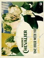 One Hour with You movie poster (1932) picture MOV_dbf5167f