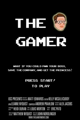 The Gamer movie poster (2013) poster MOV_dbf72179