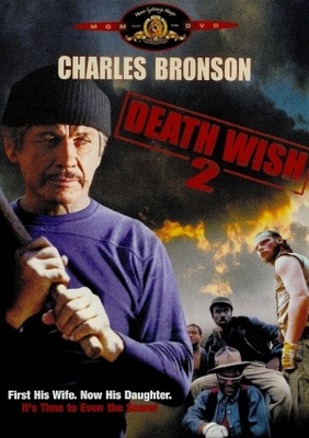 Death Wish II movie poster (1982) poster MOV_dbf905b8