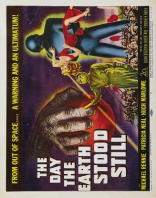 The Day the Earth Stood Still movie poster (1951) poster MOV_dbfa507f