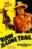 Ridin' the Lone Trail movie poster (1937) picture MOV_dbfa9fc7