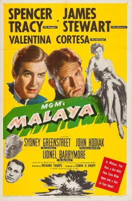 Malaya movie poster (1949) poster MOV_dbfeb378