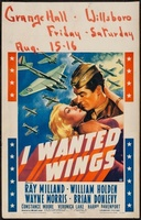 I Wanted Wings movie poster (1941) picture MOV_dbfee171