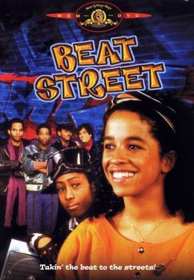 Beat Street movie poster (1984) poster MOV_dbff37bf
