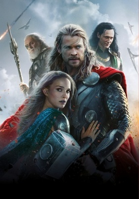 Thor: The Dark World movie poster (2013) poster MOV_dc004c54