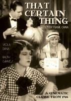 That Certain Thing movie poster (1928) picture MOV_dc02c295