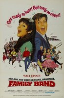 The One and Only, Genuine, Original Family Band movie poster (1968) picture MOV_dc050139